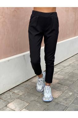 מכנס גומי כיסים