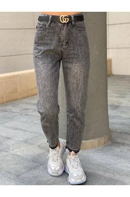 ג`ינס חגורה Mona