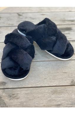 נעלי בית פרווה איקסים