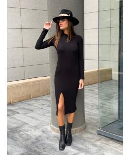 שמלת שסע ברגל