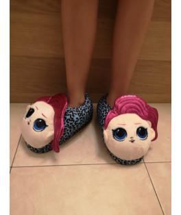 נעלי בית בנות פוף